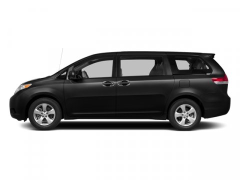 2014 Toyota Sienna XLE BlackBisque V6 35 L Automatic 5 miles Families always have somewhere to