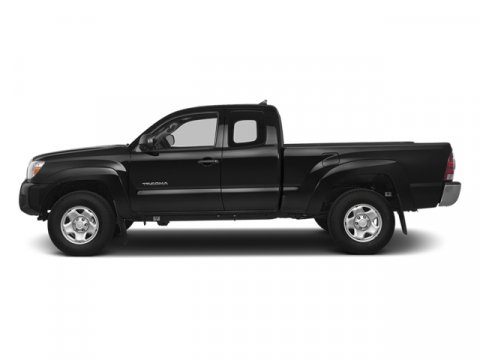 2014 Toyota Tacoma BlackGraphite V4 27 L Automatic 5 miles The 2014 Toyota Tacoma is a hugely