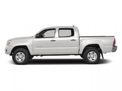 2014 Toyota Tacoma Super WhiteGraphite V6 40 L Automatic 5 miles The 2014 Toyota Tacoma is a h