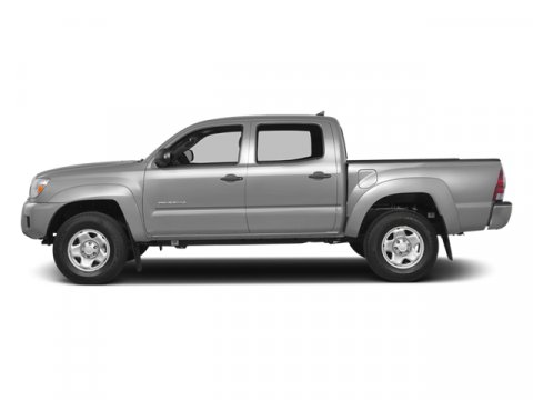 2014 Toyota Tacoma Silver Sky MetallicGraphite V6 40 L Automatic 5 miles FREE CAR WASHES for L