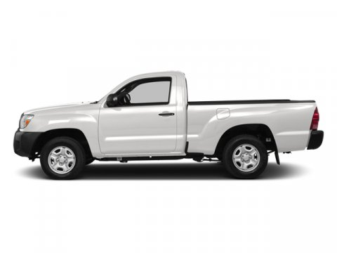 2014 Toyota Tacoma Super WhiteGraphite V4 27 L Automatic 5 miles The 2014 Toyota Tacoma is a h