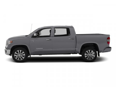 2014 Toyota Tundra LTD Magnetic Gray Metallic V8 57 L Automatic 5 miles FREE CAR WASHES for Li