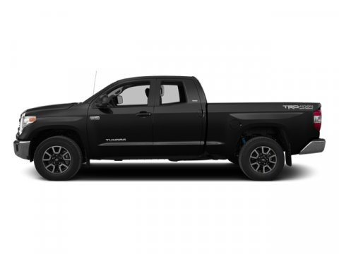 2014 Toyota Tundra SR5 BlackGraphite V8 57 L Automatic 58 miles Toyotas full-size truck the