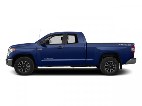 2014 Toyota Tundra SR5 Blue Ribbon MetallicGraphite V8 57 L Automatic 5 miles FREE CAR WASHES
