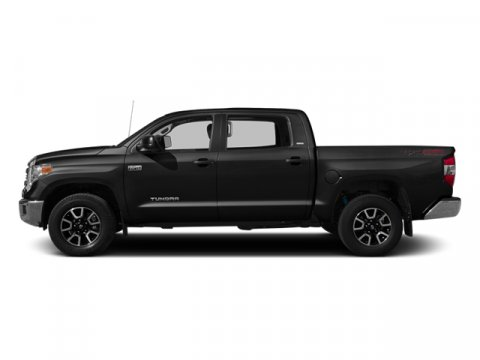 2014 Toyota Tundra SR5 BlackGraphite V8 57 L Automatic 5 miles Toyotas full-size truck the T