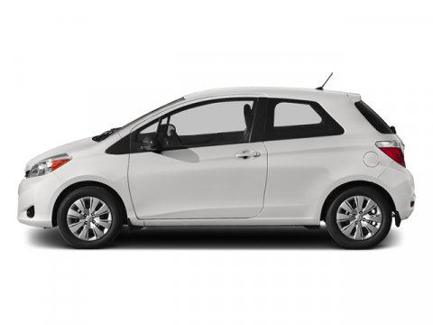 2014 Toyota Yaris L Super WhiteAsh V4 15 L Automatic 5 miles The 2014 Toyota Yaris hatchback f