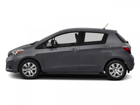2014 Toyota Yaris LE Magnetic Gray MetallicAsh V4 15 L Automatic 5 miles The 2014 Toyota Yaris