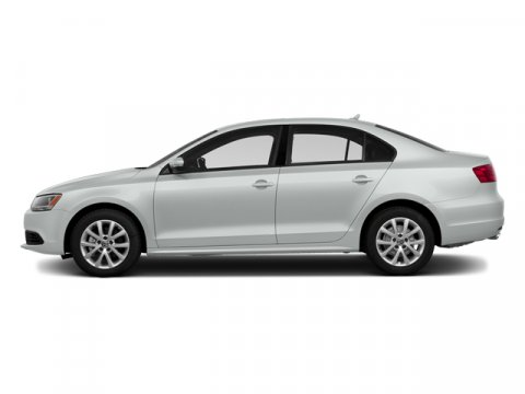 2014 Volkswagen Jetta Sedan SE Pure WhiteCornsilk Beige V4 18 L Manual 10 miles  Turbocharged