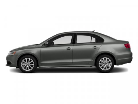 2014 Volkswagen Jetta Sedan SE wConnectivitySunroof Platinum Gray MetallicTitanium Black V4 18