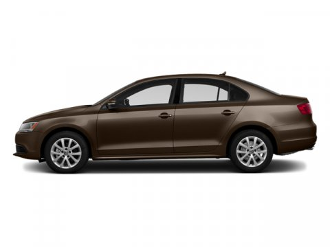 2014 Volkswagen Jetta Sedan SE wConnectivity Toffee Brown MetallicCornsilk Beige V4 18 L Automa