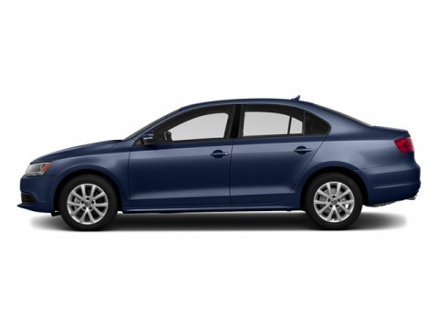 2014 Volkswagen Jetta Sedan SE wConnectivity Tempest Blue MetallicTitanium Black V4 18 L Manual