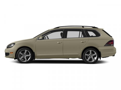 2014 Volkswagen Jetta SportWagen TDI wSunroof Moonrock Silver MetallicTitanium Black V4 20 L Au