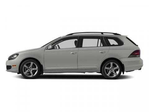 2014 Volkswagen Jetta SportWagen TDI wSunroof  Nav Reflex Silver MetallicTitanium Black V4 20