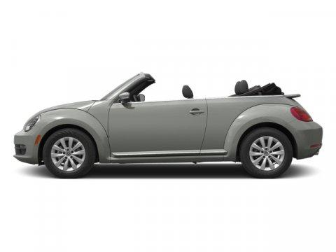 2014 Volkswagen Beetle Convertible 20L TDI Reflex Silver MetallicBlack RoofTitanium Black V4 2