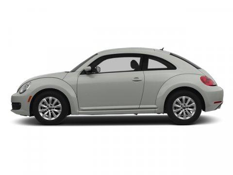 2014 Volkswagen Beetle Coupe 25L Reflex Silver MetallicTitanium Black V5 25 L Automatic 10 mil