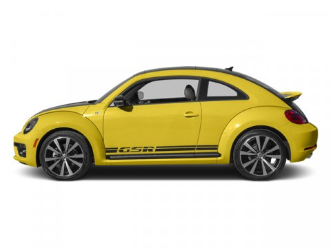 2014 Volkswagen Beetle Coupe 20T Turbo GSR Yellow RushBlackBlack V4 20 L Automatic 10 miles