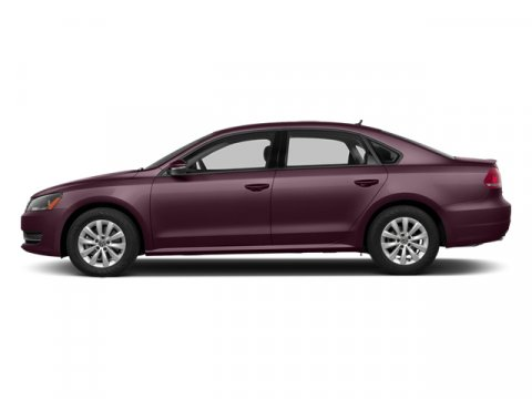2014 Volkswagen Passat TDI SE wSunroof Opera Red MetallicBeige V4 20 L Automatic 0 miles  Tur