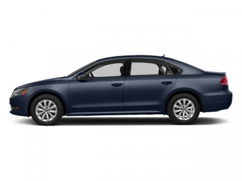 2014 Volkswagen Passat TDI SE wSunroof Night Blue MetallicTitanium Black V4 20 L Automatic 0 m