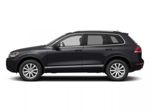 2014 Volkswagen Touareg Lux Dark Flint MetallicBlack Anthracite V6 30 L Automatic 0 miles  Tur
