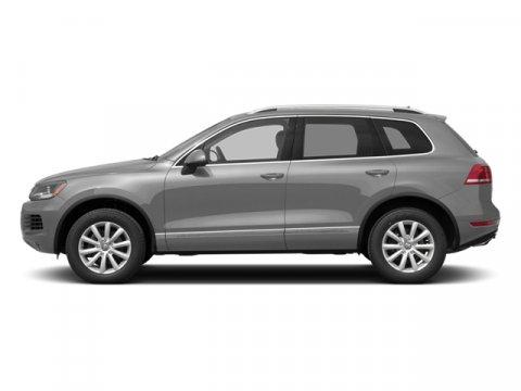 2014 Volkswagen Touareg Sport wNav Cool Silver MetallicBlack Anthracite V6 30 L Automatic 0 mi