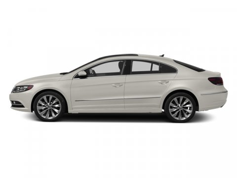 2014 Volkswagen CC Sport Candy WhiteBlack V4 20 L Automatic 10 miles  Turbocharged  Front Whe