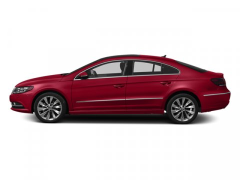 2014 Volkswagen CC Sport Fotana RedBlack V4 20 L Automatic 10 miles  Turbocharged  Front Whee