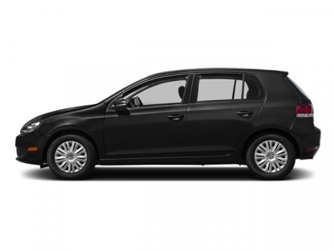 2014 Volkswagen Golf Night BlackTitanium Black V5 25 L Automatic 10 miles  FIRST AID KIT  RUB