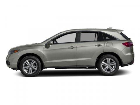 2015 Acura RDX Tech Pkg Silver MoonENBLACK V6 35 L Automatic 5916 miles This Silver Moon RDX
