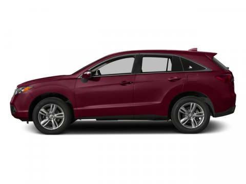 2015 Acura RDX Basque Red Pearl IIPA V6 35 L Automatic 10 miles The 2015 Acura RDX is a power
