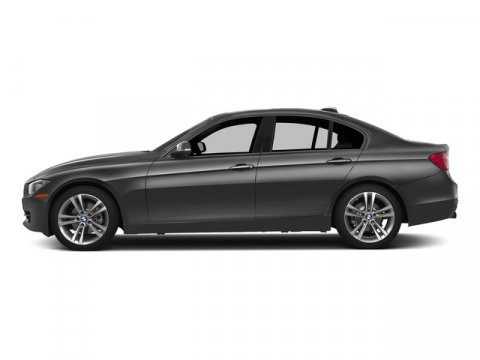 2015 BMW 3 Series 320i Jet BlackBlack V4 20 L  1 miles Turbocharged Rear Wheel Drive Power