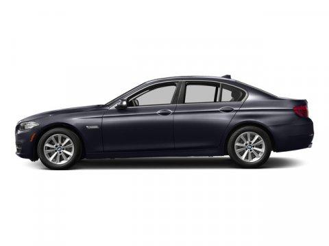 2015 BMW 5 Series 535i Carbon Black MetallicLZET IVORY WHITE NAPPA LEATHER V6 30 L Automatic 0