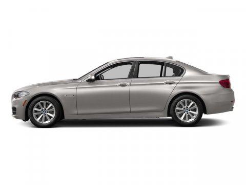 2015 BMW 5 Series 528i Cashmere Silver MetallicLCLY LEATHER DAKOTA VENETIAN BEIGE V4 20 L Autom