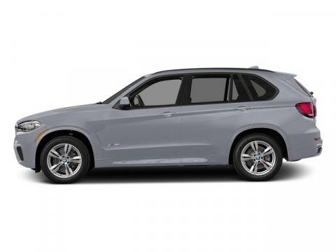 2015 BMW X5 sDrive35i Glacier Silver MetallicBlack V6 30 L Automatic 8708 miles  Turbocharged