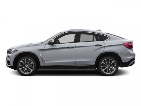 2015 BMW X6 xDrive35i Glacier Silver MetallicLCSW BLACK DAKOTA LEATHER V6 30 L Automatic 0 mil