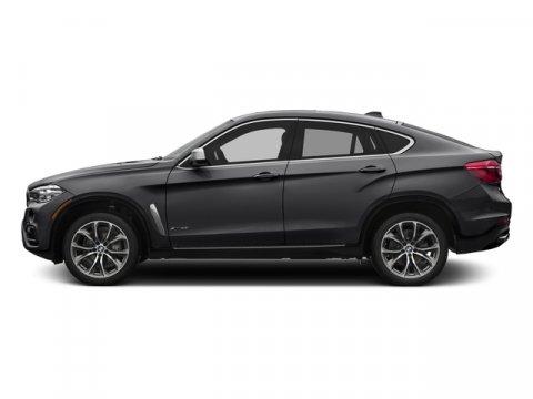 2015 BMW X6 sDrive35i Dark Graphite MetallicLCSW BLACK DAKOTA LEATHER V6 30 L Automatic 0 mile