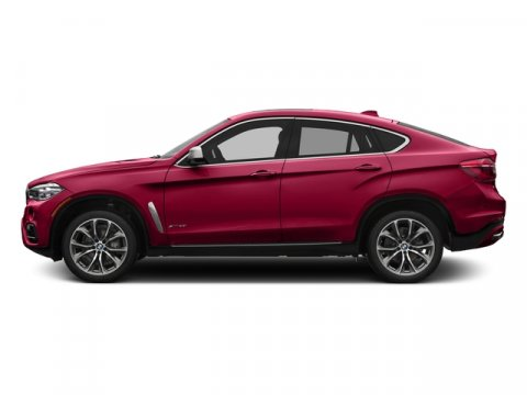 2015 BMW X6 xDrive35i Flamenco Red MetallicBlack V6 30 L Automatic 971 miles  BLACK DAKOTA LE