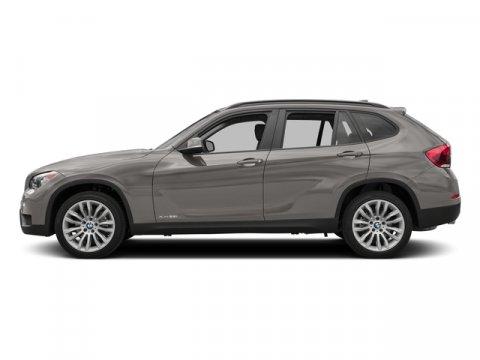 2015 BMW X1 sDrive28i Cashmere Silver MetallicBeige V4 20 L Automatic 126 miles  BEIGE SENSAT