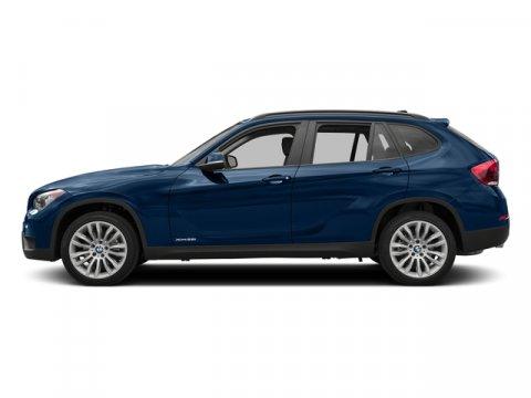 2015 BMW X1 sDrive28i Deep Sea Blue MetallicBeige V4 20 L Automatic 2770 miles  BEIGE SENSATE