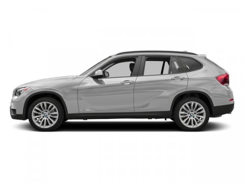 2015 BMW X1 xDrive35i Mineral White MetallicCoral Red wGray-Black V6 30 L Automatic 4882 mile