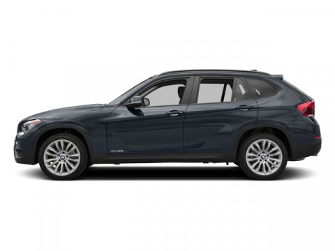 2015 BMW X1 sDrive28i Mineral Gray MetallicBeige V4 20 L Automatic 6850 miles  BEIGE SENSATEC