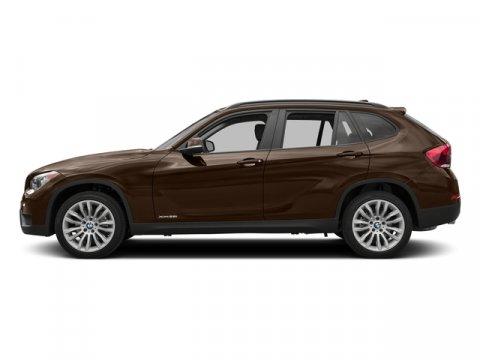 2015 BMW X1 sDrive28i Sparkling Brown MetallicBeige V4 20 L Automatic 7032 miles  BEIGE SENSA