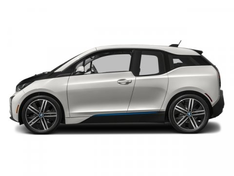 2015 BMW i3 Capparis White wBMW i Frozen Blue AccentTera Dalbergia Brown V 395 Cuin Range Ex