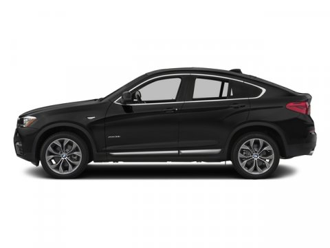 2015 BMW X4 xDrive35i Black Sapphire MetallicBLACK NEVADA V6 30 L Automatic 4200 miles BLACK