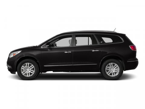 2015 Buick Enclave Premium Carbon Black Metallic V6 36L Automatic 189 miles Take a seat in the