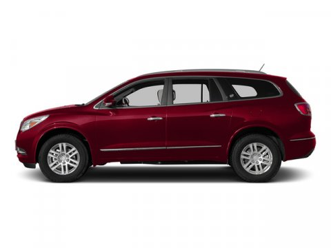 2015 Buick Enclave AWD Premium Crimson Red Tintcoat V6 36L Automatic 19028 miles LUXURY PACKA