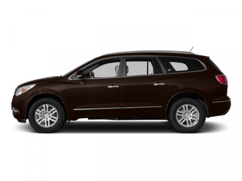 2015 Buick Enclave Premium Dark Chocolate Metallic V6 36L Automatic 11 miles Buick began its