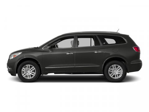 2015 Buick Enclave Premium Iridium MetallicEbony V6 36L Automatic 5 miles Take a seat in the