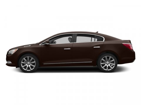 2015 Buick LaCrosse Leather Dark Chocolate Metallic V6 36L Automatic 1 miles With Buick it is