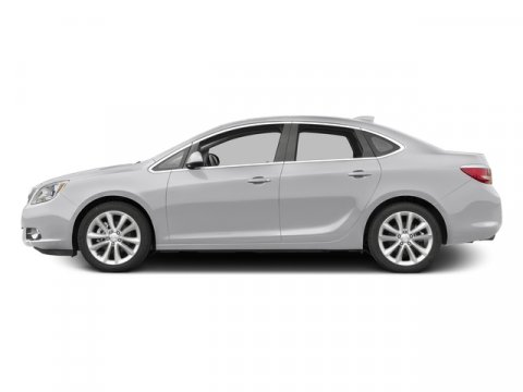 2015 Buick Verano Convenience Group Summit White V4 24L Automatic 4 miles Come and take a loo