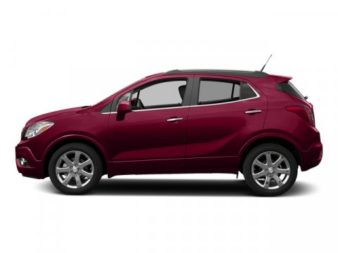 2015 Buick Encore Leather Ruby Red Metallic V4 14 Automatic 0 miles Introducing the Buick Enco